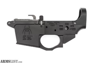 For Sale: Spike's Tactical 9mm Lower Receiver