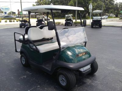 2015 Club Car Precedent i2 Electric Utility SxS Lakeland, FL