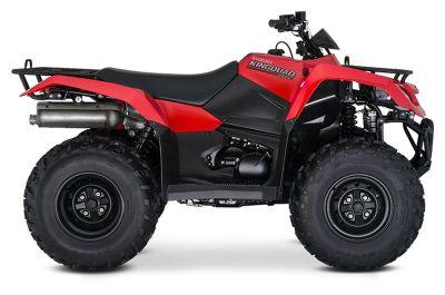 2019 Suzuki KingQuad 400FSi Utility ATVs Cumberland, MD