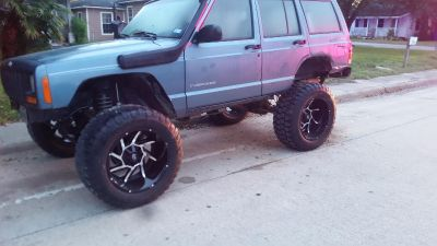 98 Jeep XJ Part Out