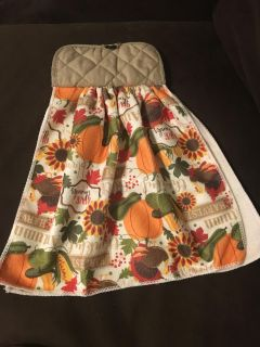 New Thanksgiving Double Kitchen Towel