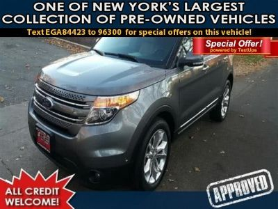 2014 Ford Explorer Limited (Charcoal)