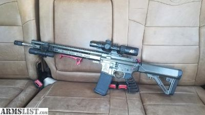 "For Sale/Trade: 18"" .223 Wylde AR for sale"
