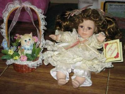 $10 Porcelain Dolls