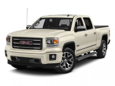 2014 GMC Sierra 1500 SLT (White Diamond Tricoat)