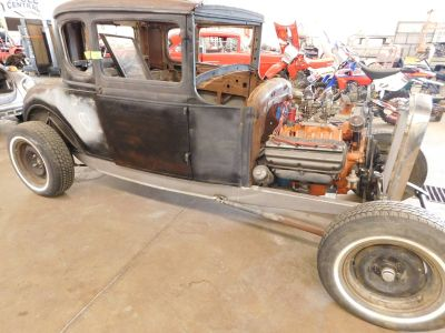 1930 Ford Model A 5 Window Coupe Passenger Vehicles Loveland, CO