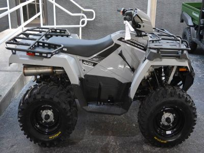 2019 Polaris Sportsman 570 EPS Utility Edition ATV Sport Utility ATVs Clearwater, FL
