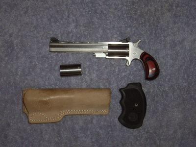North American Arms .22 mag Mini Master