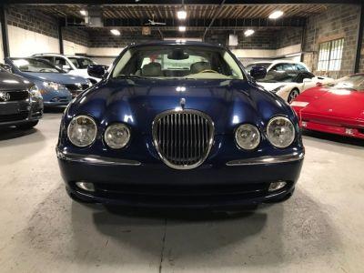 2000 Jaguar S-Type 3.0 (Sapphire Blue)