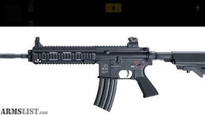 For Sale: HK MR 556