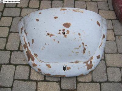 VW Beetle Rear deck or engine lid