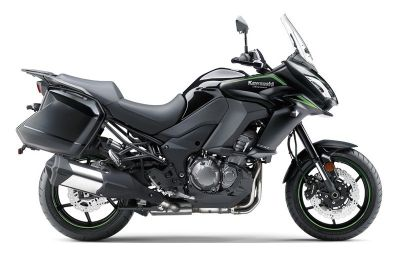 2018 Kawasaki Versys 1000 LT Touring Motorcycles North Reading, MA