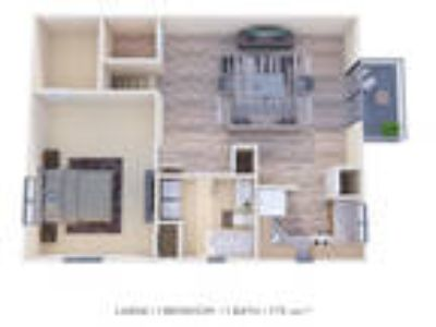 Curren Terrace Apartment Homes - One BR