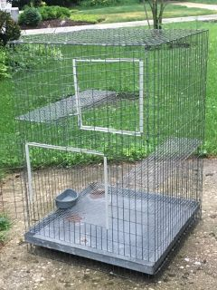 2 Wire Pet Cages