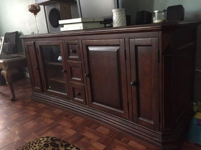 solid wood excellent condition