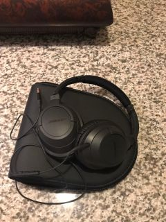 Bose Headphones with Case - Used maybe 2-3 times at the most