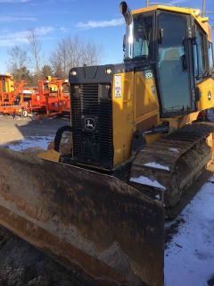 2013 John Deere Construction 650K XLT