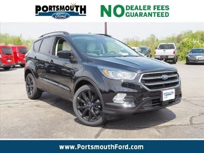 2018 Ford Escape SEL (Shadow Black)