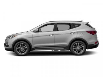2017 Hyundai Santa Fe Sport 2.0T (Sparkling Silver)