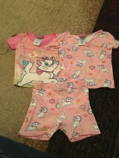 12m cat pj set - ppu (near old chemstrand & 29) or PU @ the Marcus Pointe Thrift Store (on W st)