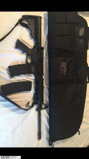 For Sale: S&W AR-15 .223 M&P sport ii