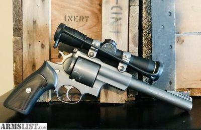 For Trade: Ruger 480 Super Redhawk w/ new Leupold