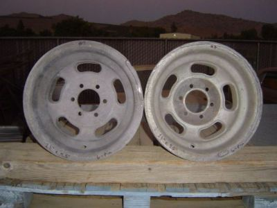 "Sell HALIBRAND 15""x 9.5"" MAGNESIUM ""CHAMP"" WHEELS..GASSER..RAT ROD.HOT ROD.SPRINT CAR motorcycle in Porterville, California, United States, for US $899.00"