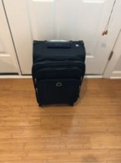 light weight 360 wheel carryon suitcase