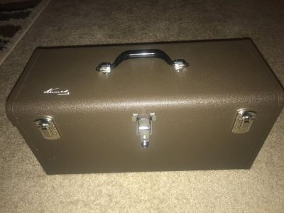 Brown Kennedy Toolbox