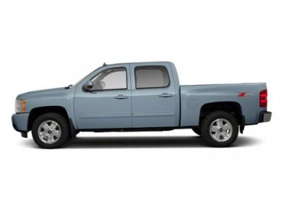 2011 Chevrolet Silverado 1500 LT (Blue Granite Metallic)