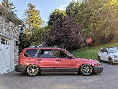 WTT: Modified '03 Forester 5spd for Aircooled PA