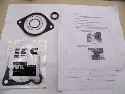 Sell Dodge Ram Cummins Vacuum Pump Seal Kit, motorcycle in DeLand, Florida, United States, for US $17.90