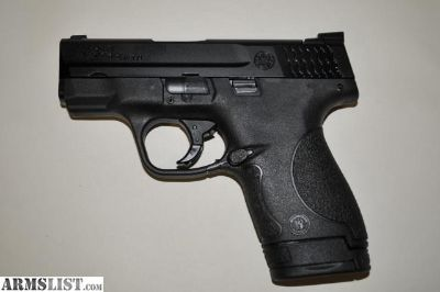 For Sale: LE/Military/1stResponder Program NIB Smith&Wesson M&P Shield 9mm with night sights/extra mag
