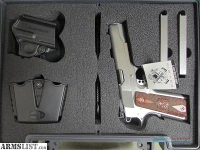 For Sale: 1911 Springfield RO Stainless