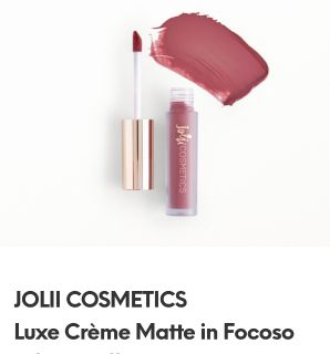 Luxe Cr me Matte