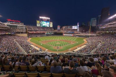 Cooks Wanted - Target Field (Home of The Minnesota Twins)