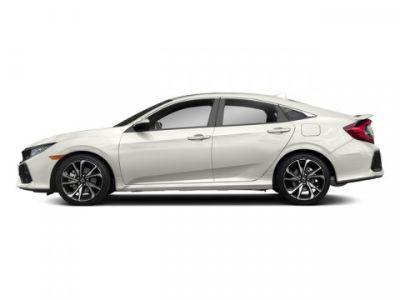 2018 Honda Civic Si Sedan (White Orchid Pearl)