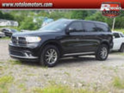 2018 Dodge Durango Black, new