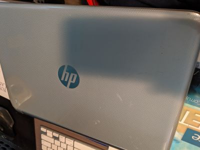Hp laptop for sale.