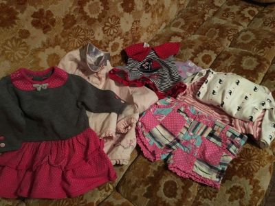 Lot of 3-6m Clothes