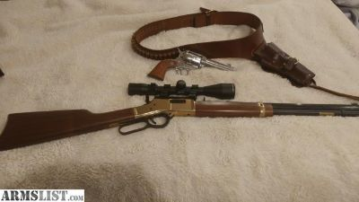 For Sale/Trade: Rifle and pistol set