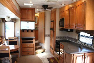 2008 Carriage CAMEO 32SB2 LXI