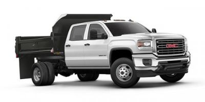 2016 GMC Sierra 3500HD (Summit White)