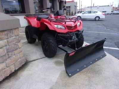 2018 Suzuki KingQuad 400ASi ATV Utility ATVs Philadelphia, PA