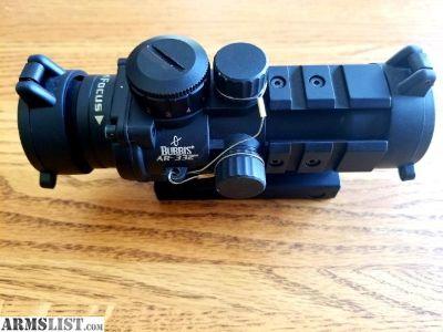 For Sale: Burris AR 332
