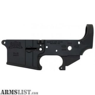 For Sale: PSA AR-15 LOWER SAFE/FIRE