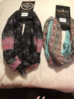 SCARFS- never used