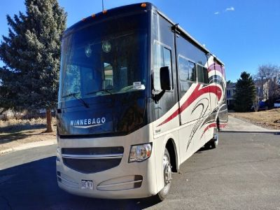 2015 Winnebago Sightseer 36Z-Class A Gas Pusher