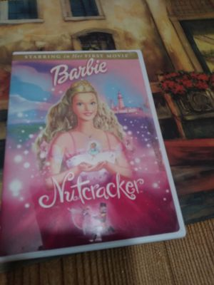 Barbie Nutcracker Dvd
