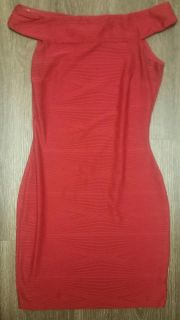 Red 'Body Central' Dress!